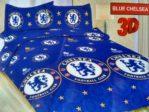 Bonita Motif  Blue Chelsea