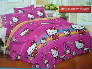 Bonita Motif  Hello Kitty Funny 2