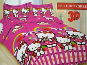 Bonita Motif  Hello Kitty Smile