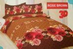 Bonita Motif  Rose Brown