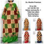 Daster Muslim Premium